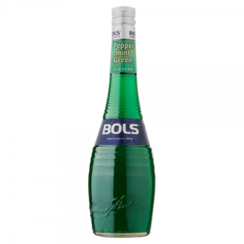Bols Peppermint Green, 70cl., 17% alc.-0
