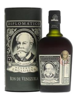 Diplomatico Rum Reserva Exclusiva, 70 cl., 40% alc-0