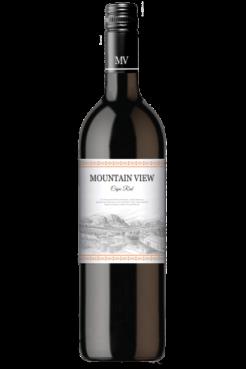 Mountain View by L'Avenir Cape Red, 75 cl., 13,5% alc.-0