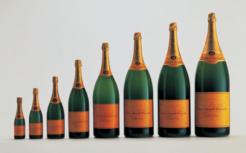 Grote flessen Veuve Clicquot Ponsardin Champagne Brut van 1,5 tot 12 liter vanaf 105eu-0