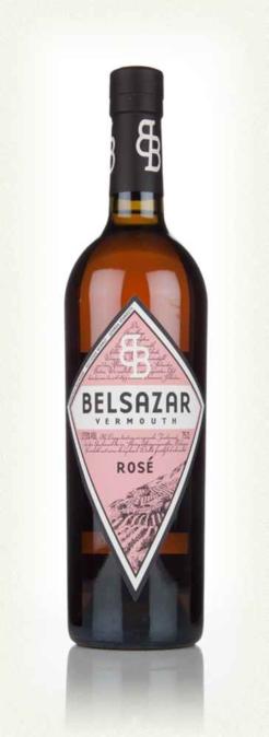 Belsazar Vermouth Rosé, 75cl, 17.5% alc.-0