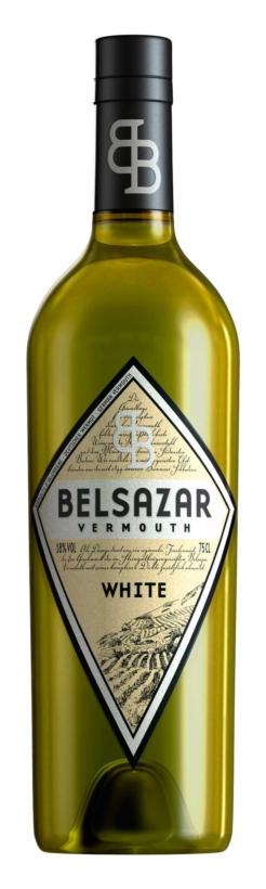 Belsazar Vermouth White, 75cl, 18% alc.-0