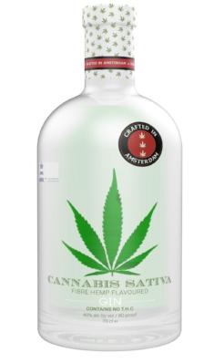 Cannabis Sativa Gin, 70 cl., 40% alc.-0