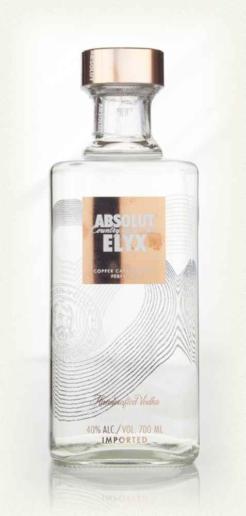 Absolut Elyx Vodka, 70cl, 40% alc.-0