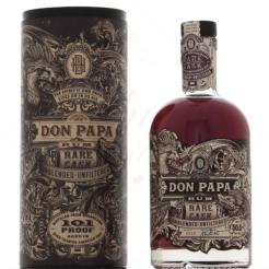 Don Papa Rare Cask Rum, 70cl, 50.5% alc.-0
