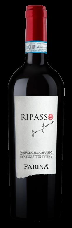 Farina Valpolicella Ripasso Classico Superiore, 75cl, 13% alc.-0