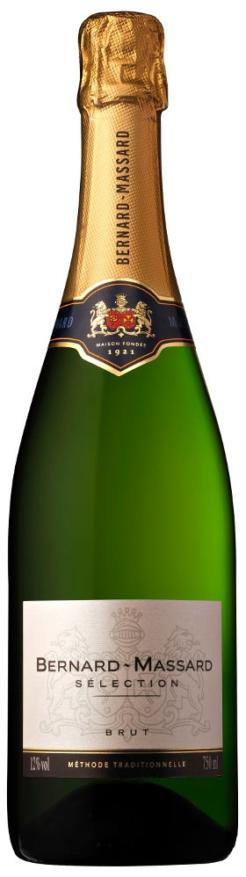 Bernard-Massard Cuvée Sélection Brut, 75 cl, 12% alc-0