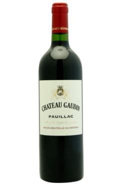 Château Gaudin, 75 cl., 13% alc.-0