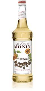 Monin Amaretto, 70cl-0