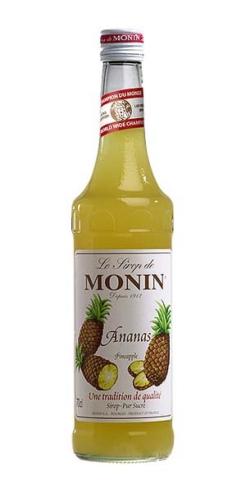 Monin Ananas - Pineapple, 70cl-0
