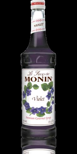 Monin Violet - Viooltjes, 70cl-0