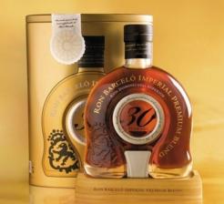 Ron Barceló Imperial Premium Blend 30 Anniversario, 70 cl., 43% alc.-0