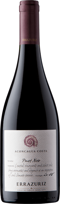Errázuriz Aconcagua Costa Pinot Noir, 75cl, 13% alc.-0