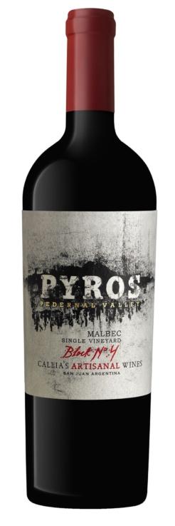 Pyros Single Vineyard Malbec, 75cl, 14% alc.-0