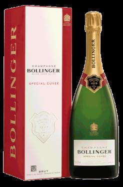 Bollinger Special Cuvée Brut, 75cl, 12% alc.-0