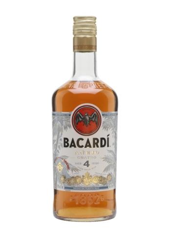Bacardi Anejo Cuarto, 70cl, 40% alc.-0