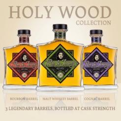 Ron de Jeremy Holy Wood 18 Bourbon Barrel, 70cl, 54% alc.-0