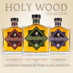 Ron de Jeremy Holy Wood 20 Malt Whiskey Barrel, 70cl, 53% alc.-0