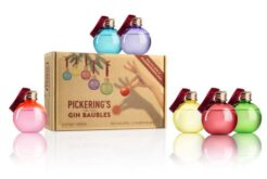 Pickering's Gin Baubles, 6 x 0,05 ltr., 42% alc.-0