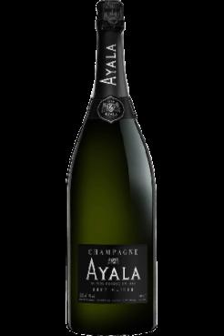 Ayala Brut Majeur Demie, 37,5cl, 12% alc.-0