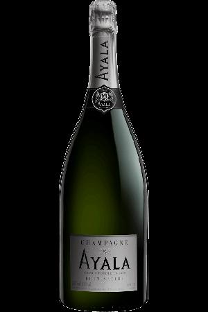 Ayala Brut Nature Magnum, 1.5 liter, 12% alc.-0