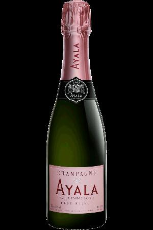 Ayala Rosé Majeur Demie, 37,5cl, 12% alc.-0