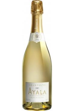 Ayala Blanc de Blancs (in luxe geschenkdoos), 75cl, 12% alc.-0