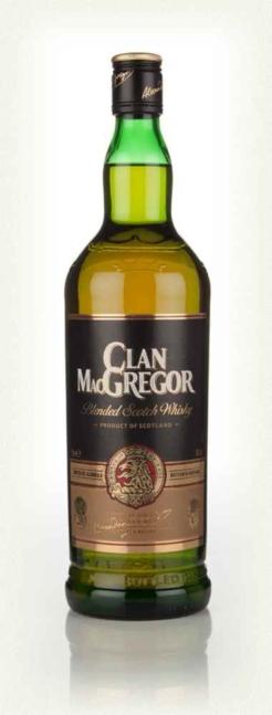 Clan MacGregor, 1 liter, 40% alc.-0