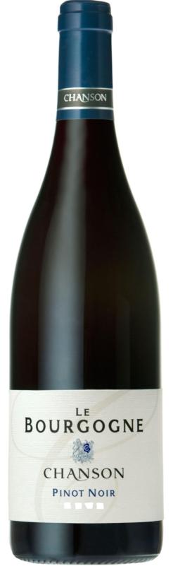 Chanson Le Bourgogne Pinot Noir, 75cl, 12.5% alc.-0