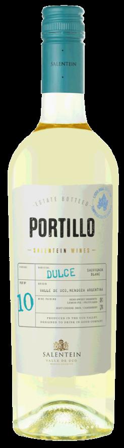 Portillo Dulce, 75cl, 9% alc.-0