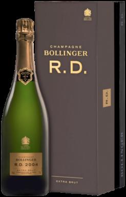 Bollinger R.D. Extra Brut 2004, 75cl, 12% alc.-0