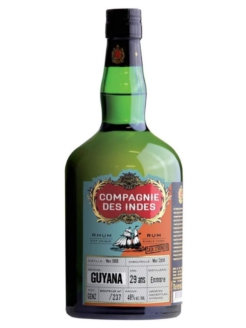 Compagnie des Indes Single Cask Rum Guyana 29 years, Enmore, 70 cl., 48% alc.-0