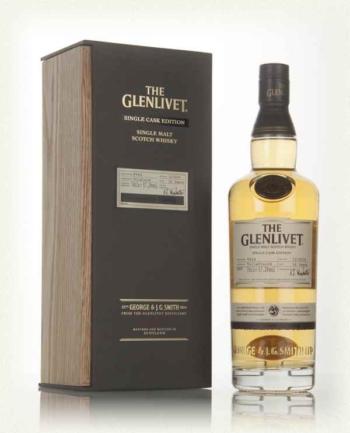 The Glenlivet Tollafraick, Single Cask 16 years old, 70 cl., 57,2%-0