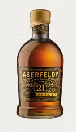 Aberfeldy 21 years old, 70 cl., 40% alc.-0