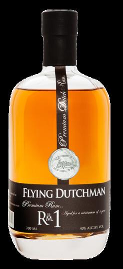 Zuidam Flying Dutchman Premium Rum No. 1, 70 cl., 40% alc.-0