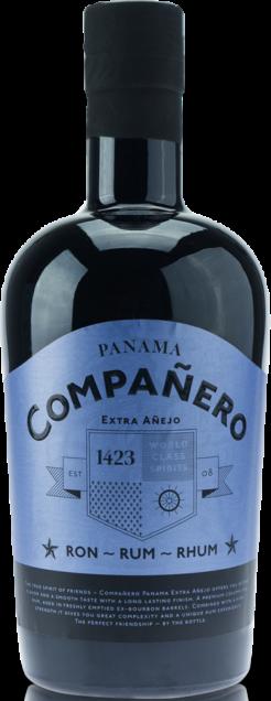 Compañero Panama Extra Anejo, 70cl, 54% alc.-0