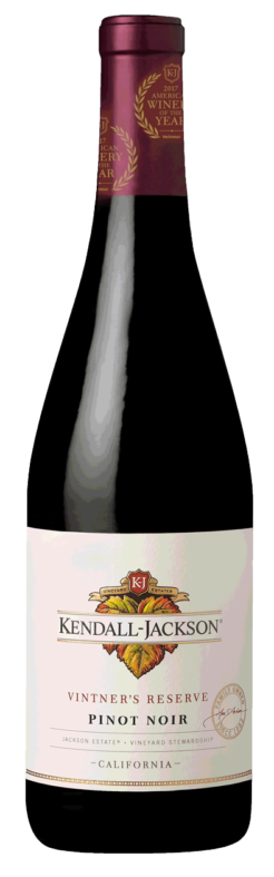 Kendall-Jackson Vintner's Reserve Pinot Noir, 75cl, 14.5% alc.-0