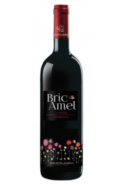 Bric Amel Nebbiolo Langhe Rosso 2017, 75cl, 13% alc.-0