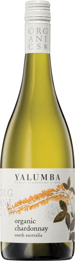 Yalumba Organic Chardonnay, 75cl, 13% alc.-0