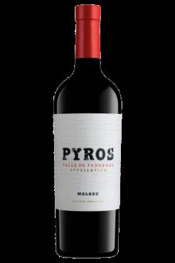 Pyros Appellation Malbec, 75cl, 14% alc.-0