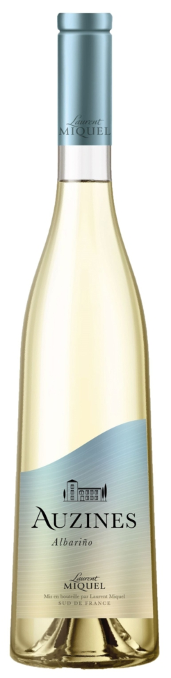 Auzines Albarino, 75 cl., 13% alc.-0