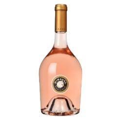 Chateau Miraval rosé, 75 cl., 13% alc-0