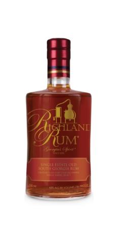Richland Single Estate Old Georgia Rum Port Cask, 70cl, 43%-0