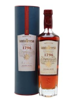 Santa Teresa 1796 Rum ,70cl, 40% alc-0