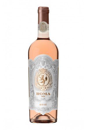 Poggio Le Volpi Roma Rosato, 75cl, 12.5% alc.-0