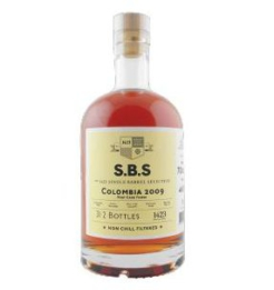 1423 S.B.S. Colombia 2009 rum, 70 cl., 46% alc-0