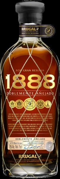 Brugal Rum 1888, 70 cl., 40% alc.-0