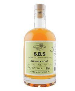 1423 S.B.S. Jamaica 2008 rum, 70 cl. 62,9% alc.-0