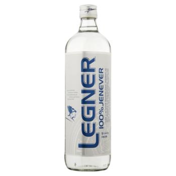 Legner lichte Jenever, liter, 30% alc.-0