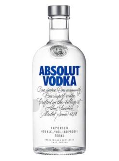 Absolut Vodka, 70cl, 40% alc.-0